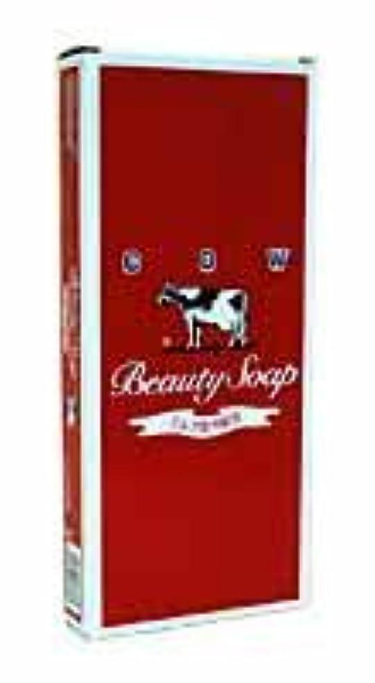 ホストビルダーつらい牛乳石鹸 赤箱 6個入