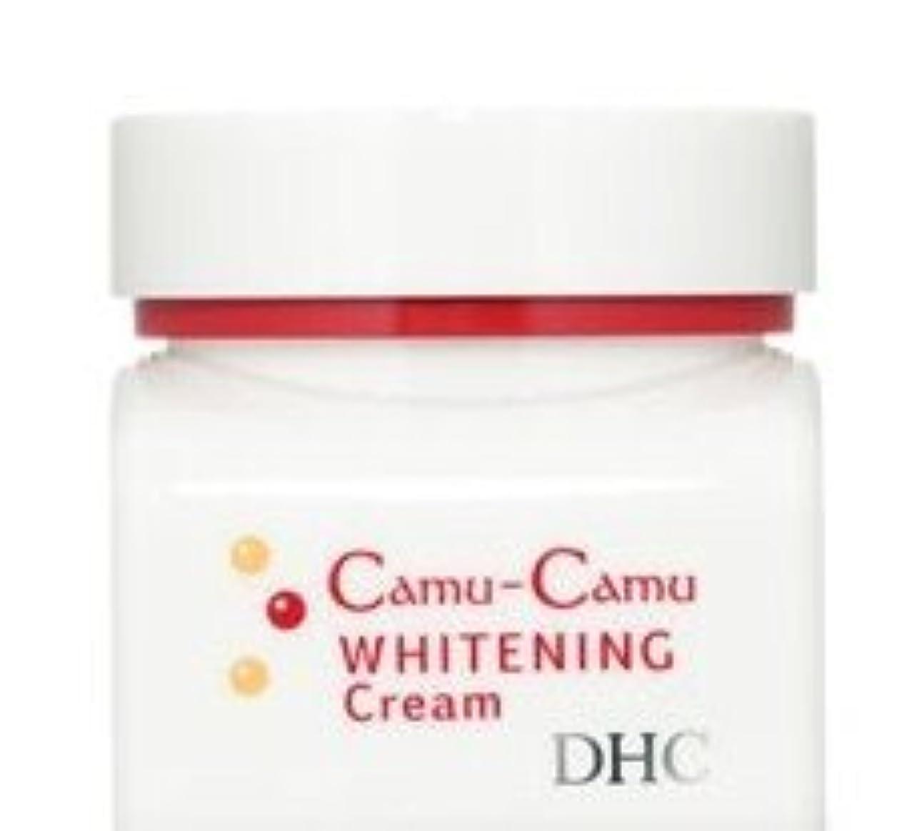 静かに家族排泄物【医薬部外品】 DHC薬用カムCホワイトニング クリーム