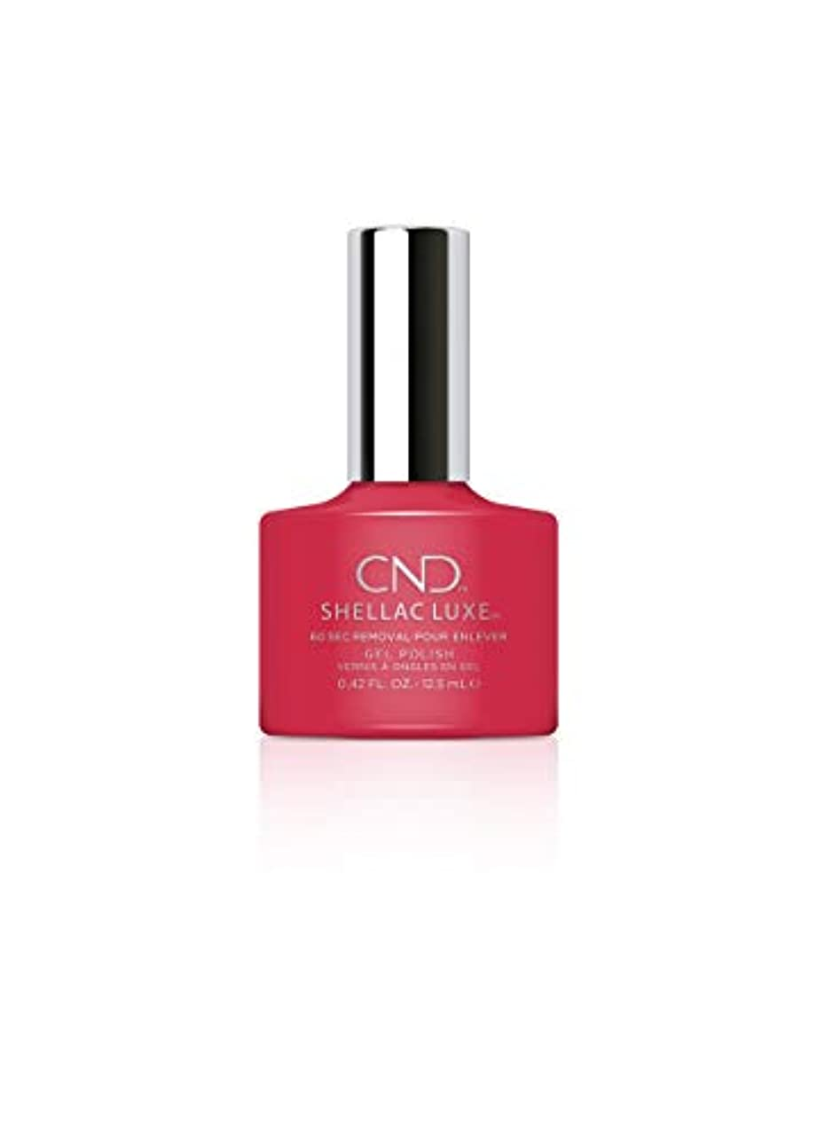保育園信念息子CND Shellac Luxe - Lobster Roll - 12.5 ml / 0.42 oz