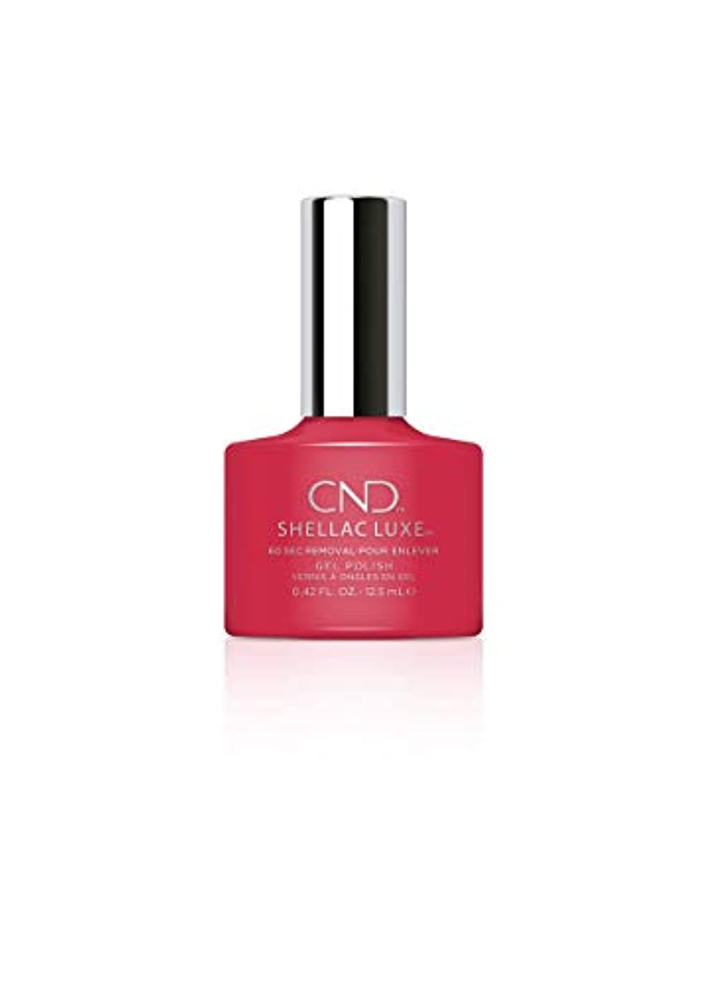 CND Shellac Luxe - Lobster Roll - 12.5 ml / 0.42 oz