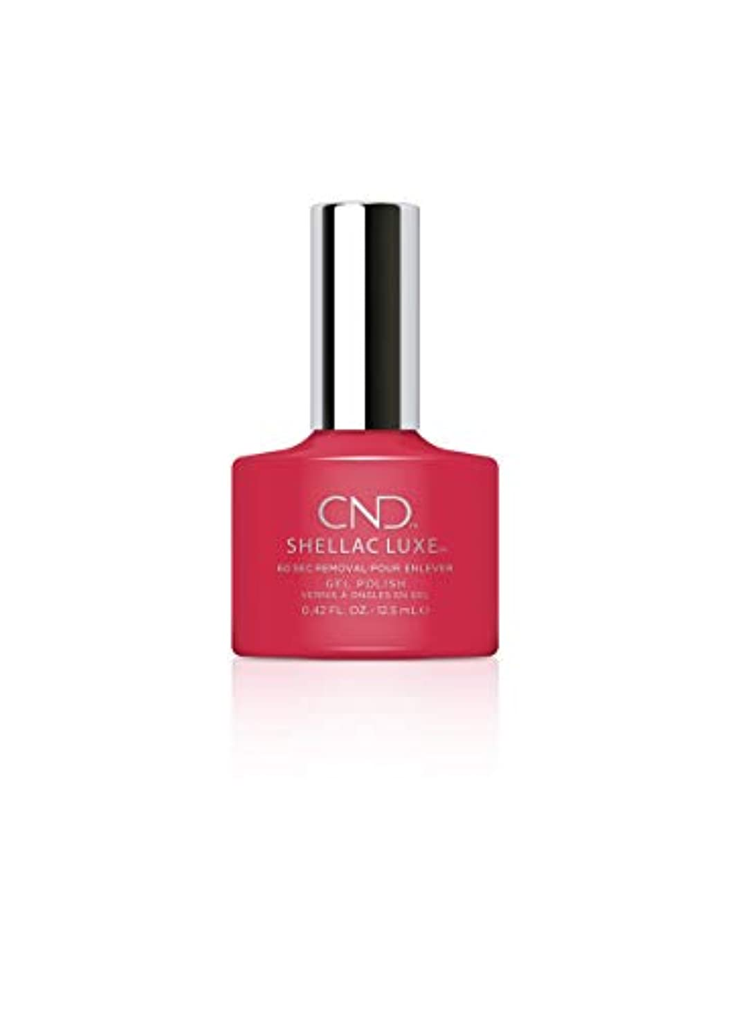 信仰スイッチ間違いCND Shellac Luxe - Lobster Roll - 12.5 ml / 0.42 oz
