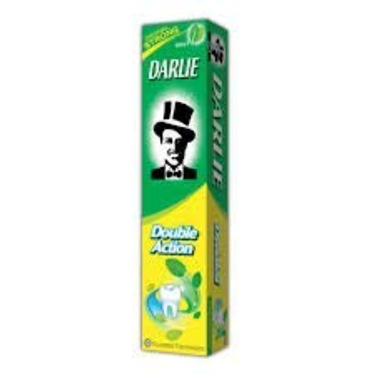 暗唱する従事したテラスDARLIE 歯磨き粉ジャンボ 250g-12 時間のためのより長く持続する新鮮な息を与える-効果的に経口細菌を減少させます