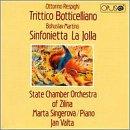 Trittico Botticelliano / Sinfonietta La Jolla