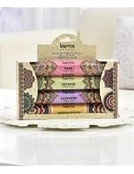 Karma Scents Incense Variety Pack – 4 Assorted Fragrances