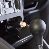 アットアロマ drive time leather(車用アロマディフューザー) スターターセット ワンサイズ アブソリュートブルー
