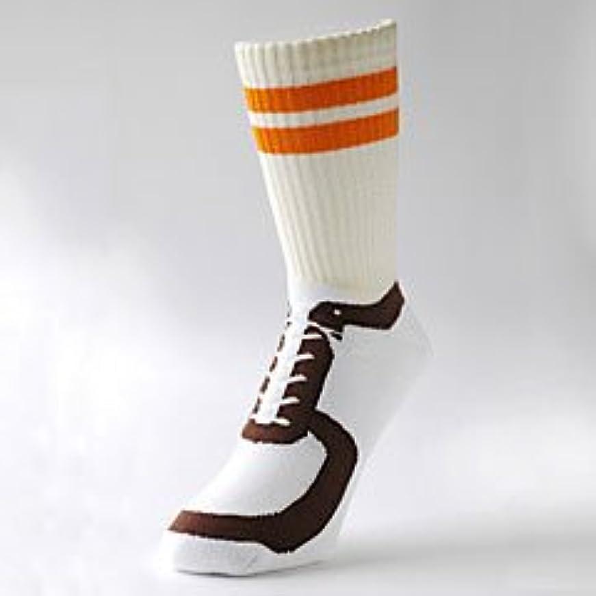 想像力豊かなスカリー満了くつくつしたCAMPUS [Sサイズ:23~24.5cm](くつ靴下、靴靴下)(0532)