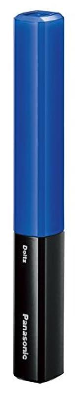 シェトランド諸島オセアニアエイリアスパナソニック 音波振動ハブラシ ポケットドルツ(歯間ケア) 青 EW-DS29-A