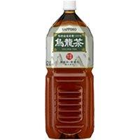ポッカサッポロ烏龍茶 2L ×6本