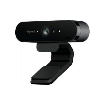 ロジクール BRIO(ブリオ) RightLight 3(HDR)採用 4K Ultra HDウェブカメラ C1000e