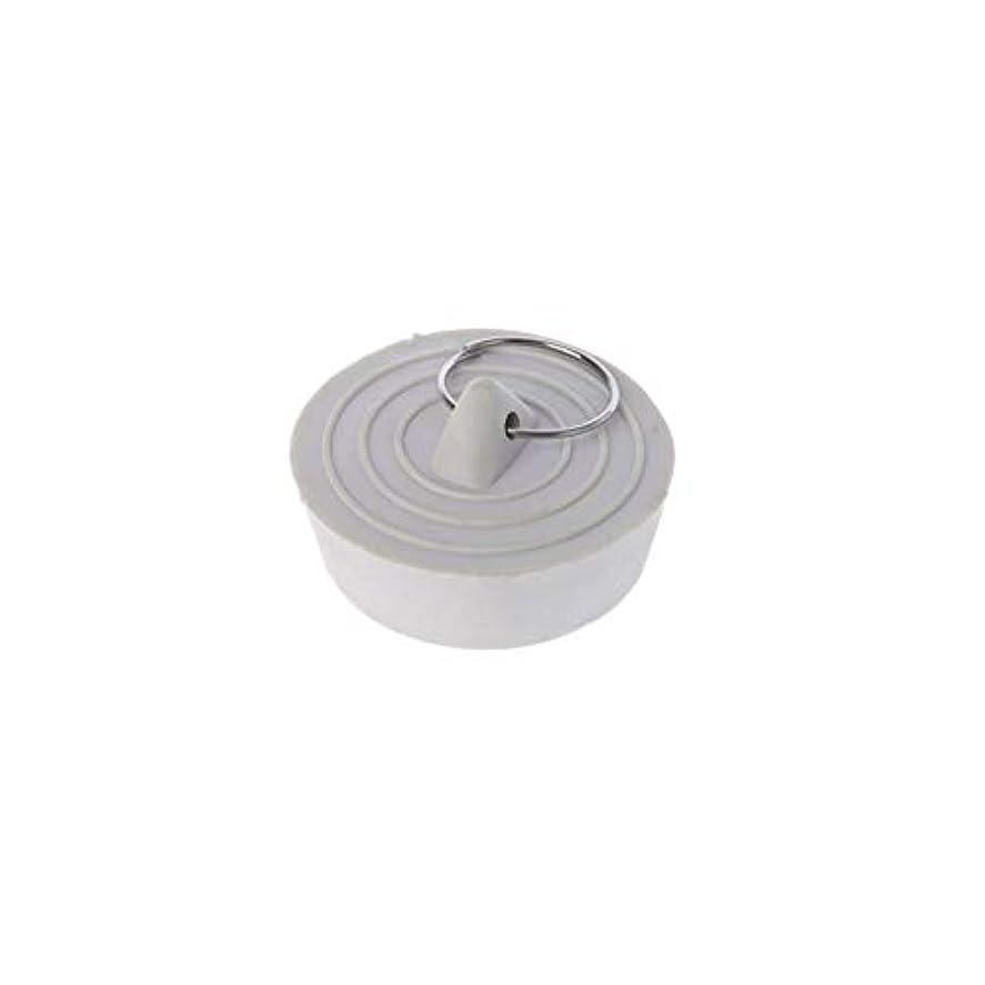 ガイドライン透ける銅Lamdooラバーシンク排水ストッパープラグ付きバスタブキッチン浴室用1