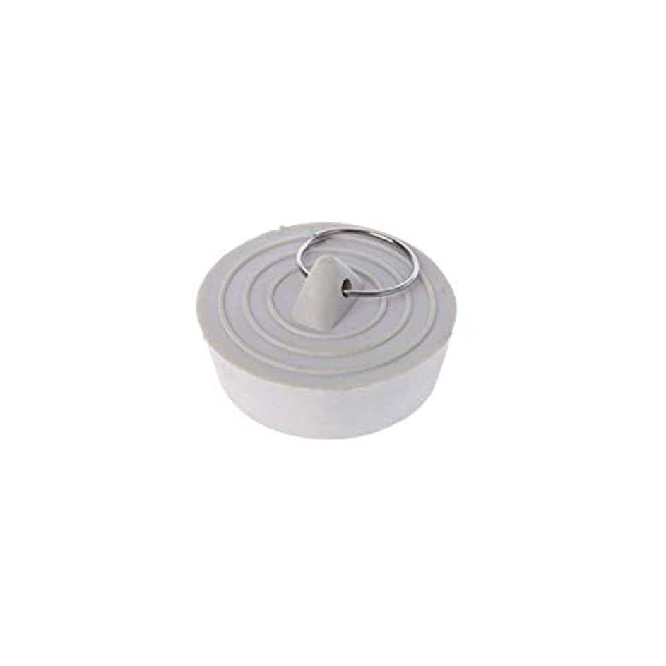 黒くする帽子モデレータLamdooラバーシンク排水ストッパープラグ付きバスタブキッチン浴室用1