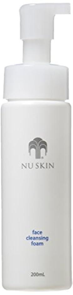 スクラップブック免疫香りニュースキン NU SKIN フェイス クレンジング フォーム 03003961
