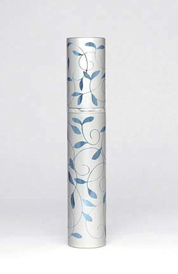 アリストロリーバス透明にパースメタルアトマイザー ヤナギ ブルー