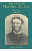 The Letters of Matthew Arnold, Vol. 6, 1885-1888 by Matthew Arnold(2002-01-29)