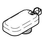 シャープ 洗濯機用 Ag+カートリッジ(210 685 0013)
