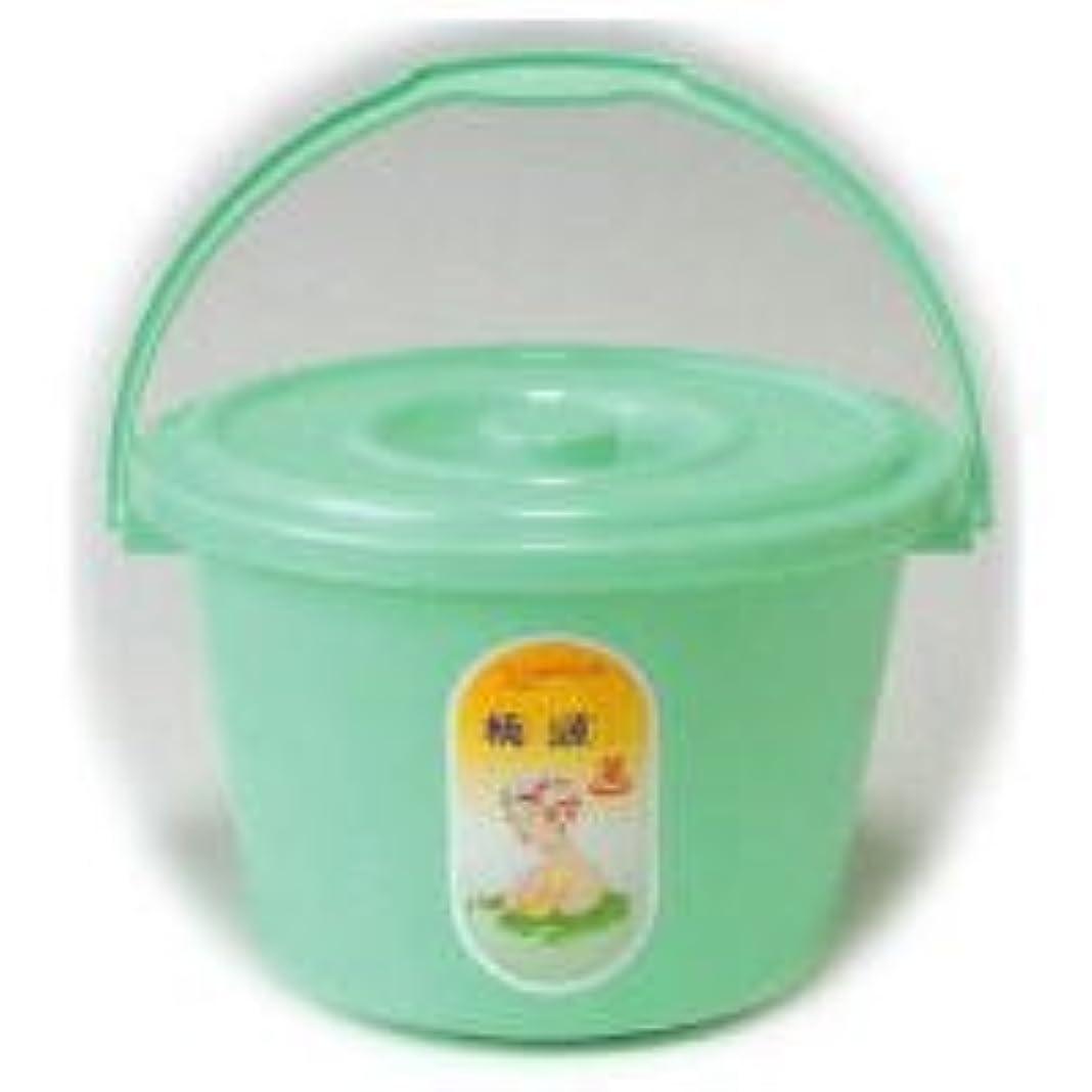 童謡トロリーバス後悔桃源(とうげん) 桃の葉の精 4kg バケツ入り