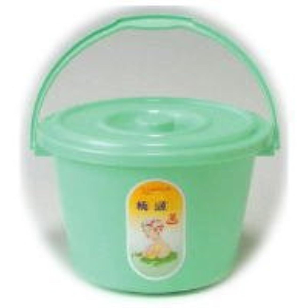 可愛い愛情満州桃源(とうげん) 桃の葉の精 4kg バケツ入り