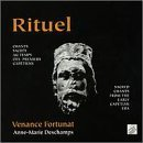 Rituel: Sacred Chants From Early Capetian Era by Ensemble Venance Fortunat