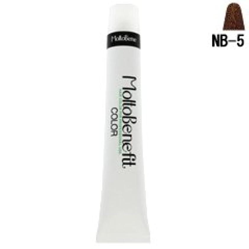装備するくすぐったいチャップ【モルトベーネ】フィットカラー グレイナチュラルカラー NB-5 ナチュラルブラウン 60g