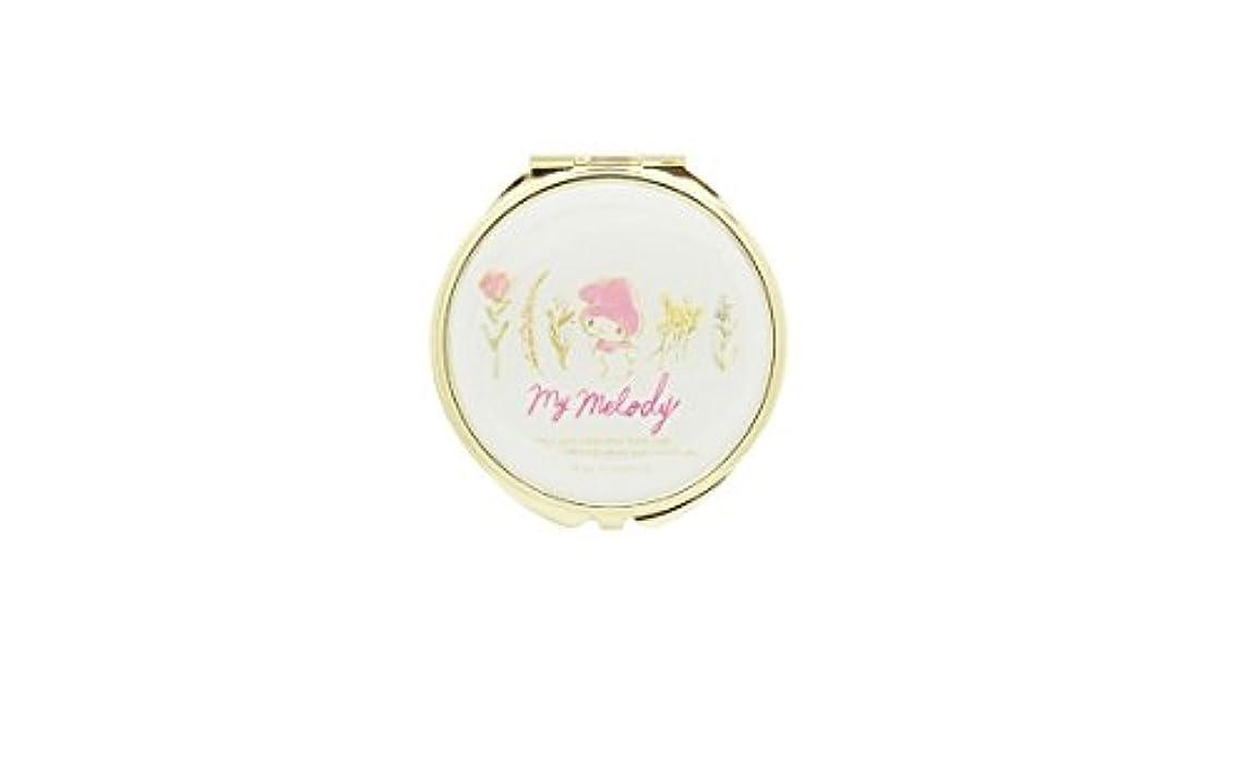 マラドロイト内部上へ(メイクメリー) Make Merry Disney Sanrioコンパクトミラー 86887 (マイメロ)