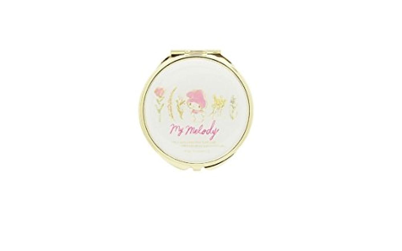 運賃食物アンカー(メイクメリー) Make Merry Disney Sanrioコンパクトミラー 86887 (マイメロ)
