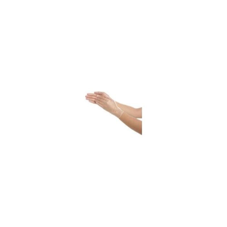 木製暗唱する概念ビニール極薄手 パウダーフリー L 100枚入