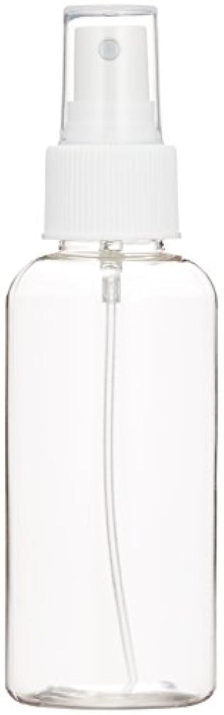 ピストン香水活力スプレーボトル 透明 120ml