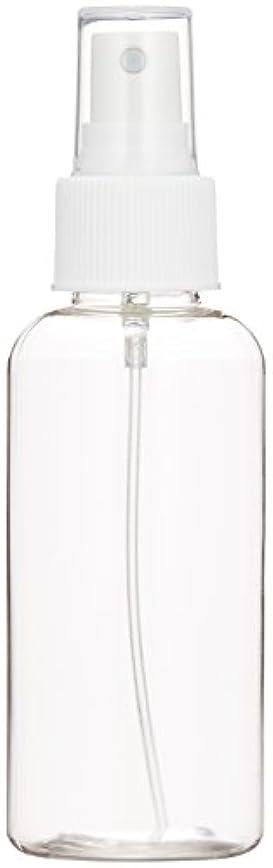 付き添い人ドループミントスプレーボトル 透明 120ml