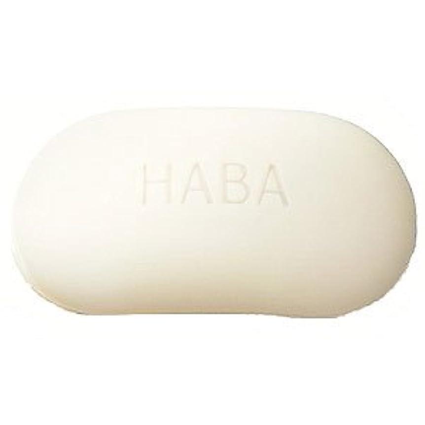 しっとり幾何学誓いHABA 絹泡石けん 2個組<HABA/ハーバー(ハーバー研究所)>