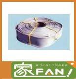 20m巻 止水板 FF150-5 グレー ポリ塩化ビニール樹脂 フラット