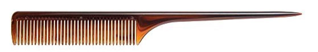 スリチンモイペーススポーツDiane Thick Rat Tail Comb, 9 Inch, 12 Count [並行輸入品]