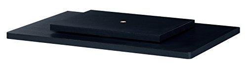 ハヤミ工産【TIMEZ】TVRシリーズ (15v~24v型対応) テレビ回転台 TVR-501