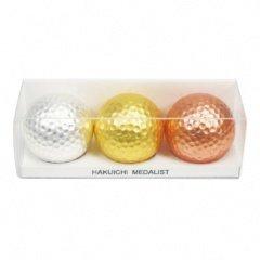 【箔一】ゴルフボールメダリストセット A105-99015
