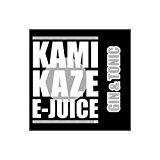 KAMIKAZE E-JUICE カミカゼ ジントニックフレーバー GIN&TONIC 電子タバコ 日本製国産 リキッド 15ml 3本