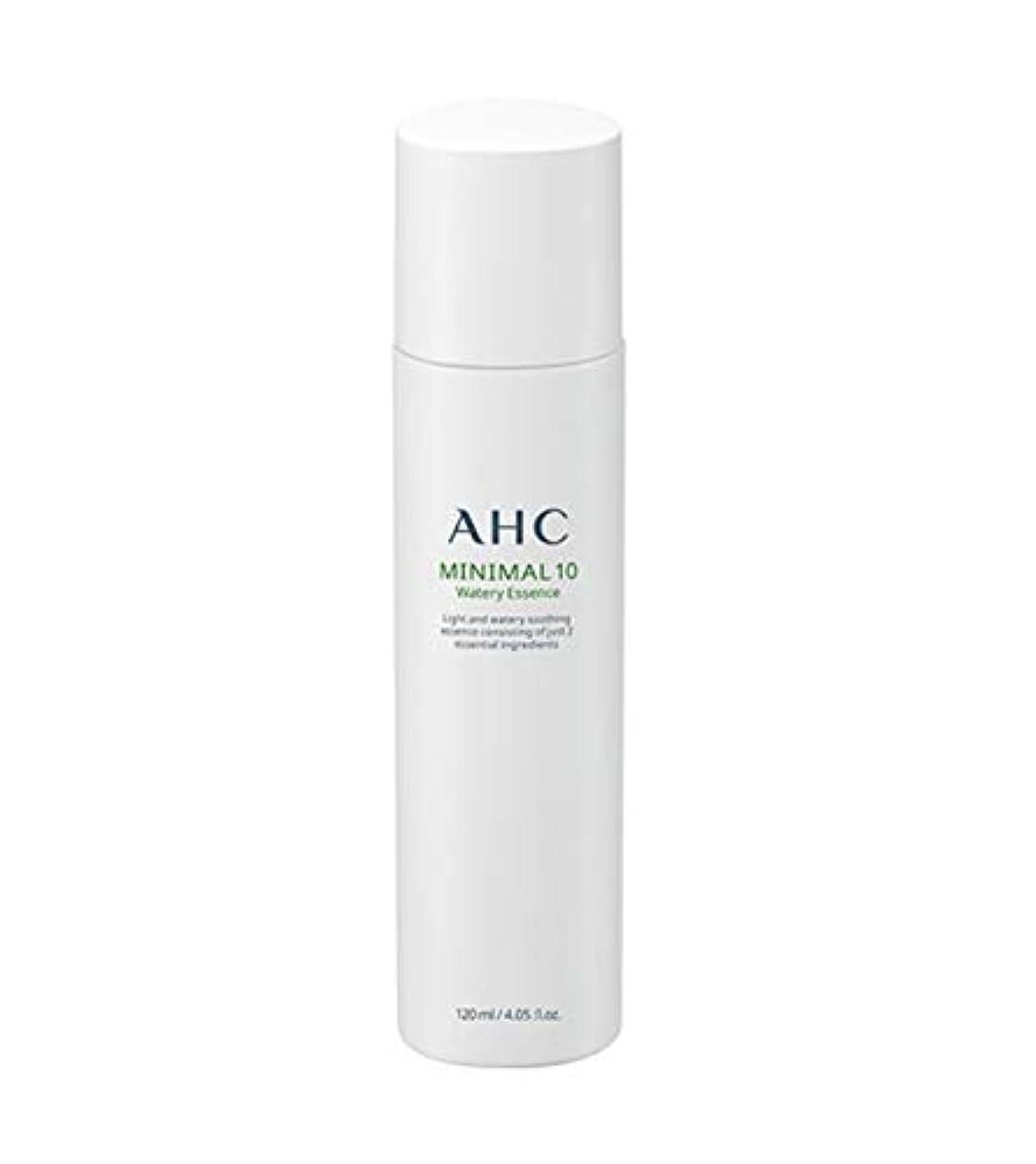 メディアわな習慣AHC ミニマル10ウォーターリーエッセンス 120ml / AHC MINIMAL 10 WATERY ESSENCE 120ml [並行輸入品]