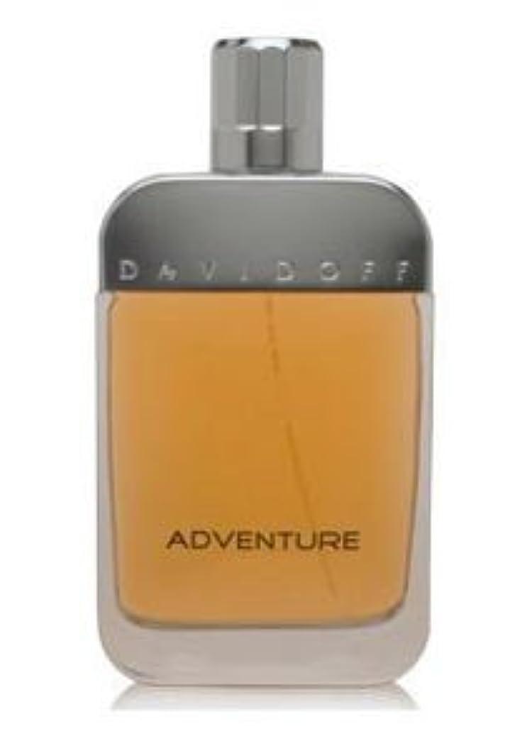 帽子わざわざ欲しいですAdventure (アドベンチャー) 1.7 oz (50ml) EDT Spray by Davidoff for men