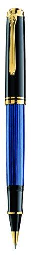 ペリカン スーベレーン R600ボールペン 水性 ブルー縞 R600