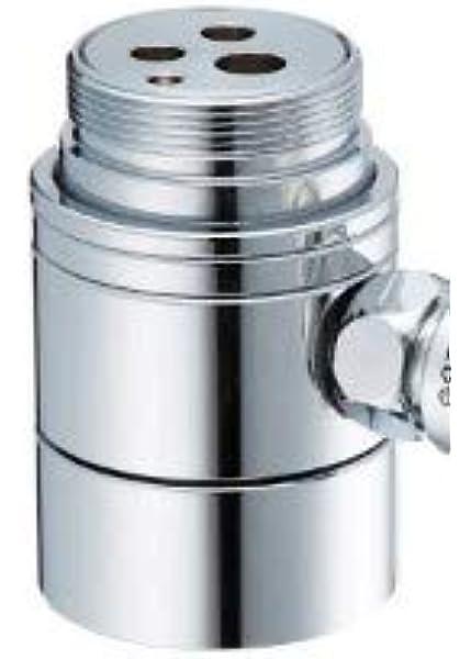 水 栓 分岐 タカギ 混合水栓の交換