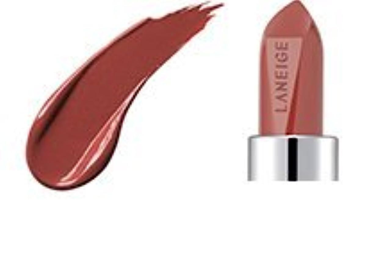 敬礼レッドデート挑む[2017 Renewal] LANEIGE Silk Intense Lipstick 3.5g/ラネージュ シルク インテンス リップスティック 3.5g (#488 Bronze Hip) [並行輸入品]
