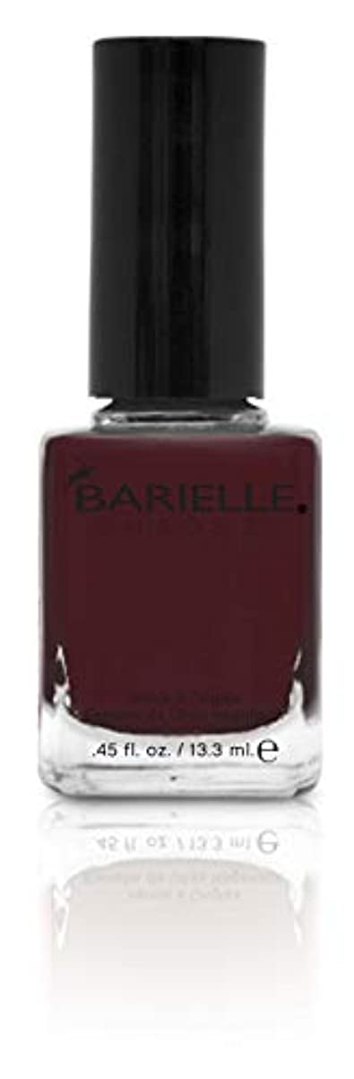 BARIELLE バリエル レットミービー 13.3ml Let Me Be 5218 New York 【正規輸入店】