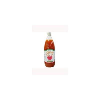 信州自然王国 トマトジュース100% 1L×6本 0615...