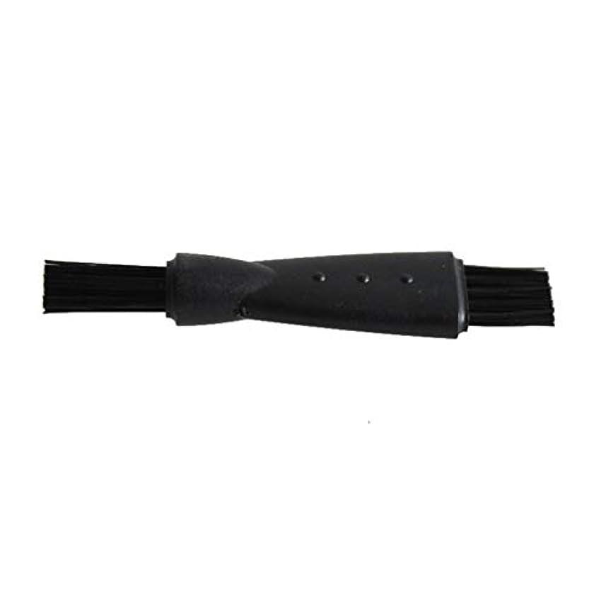 連続的スカーフ魅了する交換用クリーニングブラシ電気シェーバークリーニングブラシクリーニングツールクリーニングブラシの交換ブラシ小