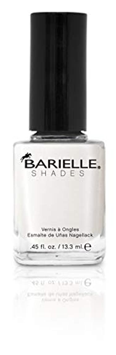 下に女優ファンBARIELLE バリエル オパキューホワイト 13.3ml Enduring 5002 New York 【正規輸入店】
