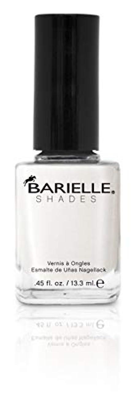 異なる排出熟達BARIELLE バリエル オパキューホワイト 13.3ml Enduring 5002 New York 【正規輸入店】