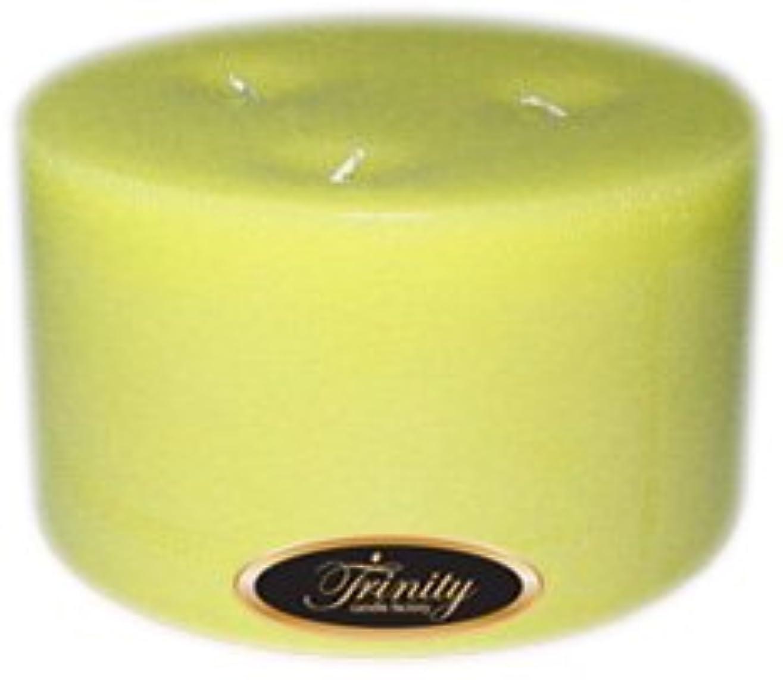 Trinity Candle工場 – Gardenia – Pillar Candle – 6 x 3