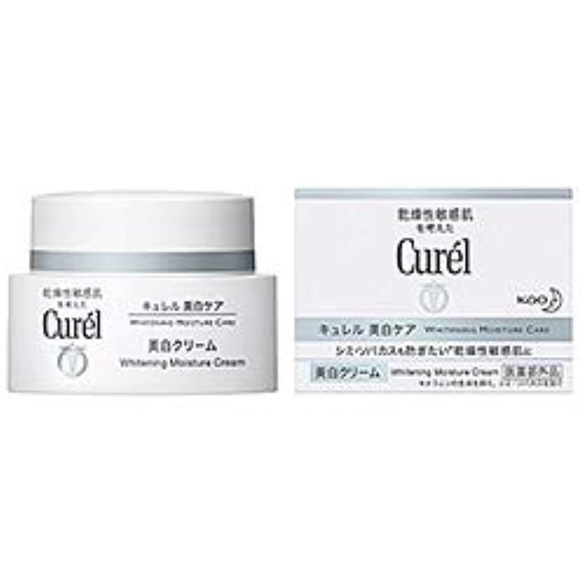 安西チート援助【花王】キュレル 美白クリーム (40g) ×5個セット