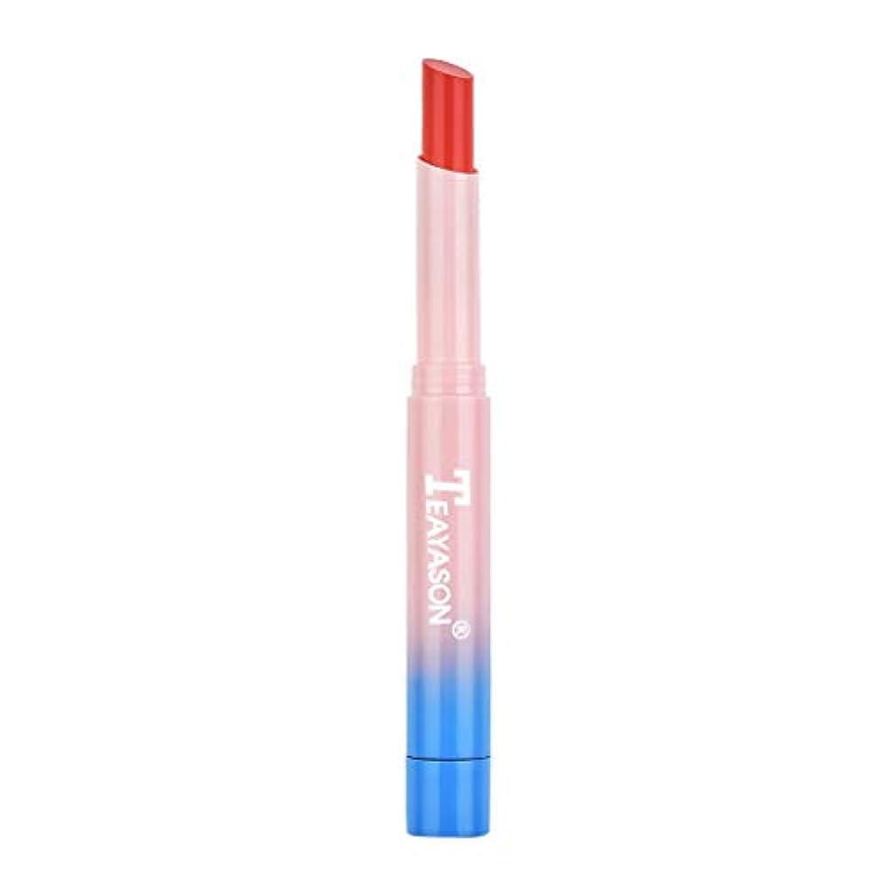 リファイン考案する狂った口紅 BOBOGOJP 新タイプ かわいい オシャレなリップグロス 唇の温度で色が変化するリップ 天然オイル入り 自然なツヤ 保湿 長持ち リップスティック リップベース 防水 透明 リップベース 子供 大人 プレゼント (B) (B)