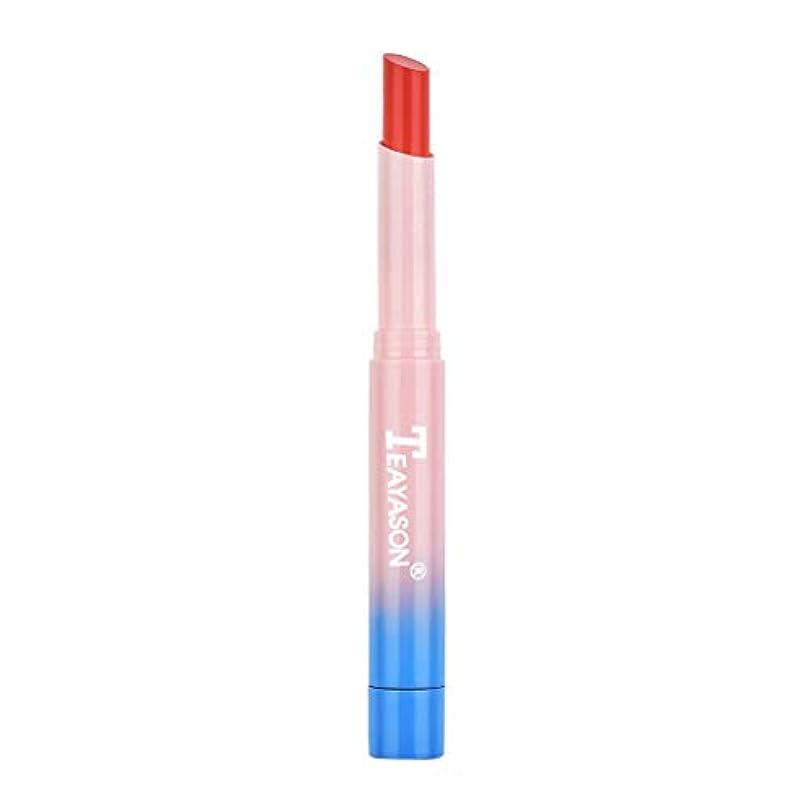テスピアンフラスコ神口紅 BOBOGOJP 新タイプ かわいい オシャレなリップグロス 唇の温度で色が変化するリップ 天然オイル入り 自然なツヤ 保湿 長持ち リップスティック リップベース 防水 透明 リップベース 子供 大人 プレゼント (B) (B)