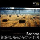 Symphony 4 in E Minor op. 98 / Akademic Festival Overture op. 80 / Hungarian Dances, Nos. 1, 5 & 6 by Brahms (1999-08-31)