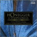 オネゲル:交響曲全集 画像